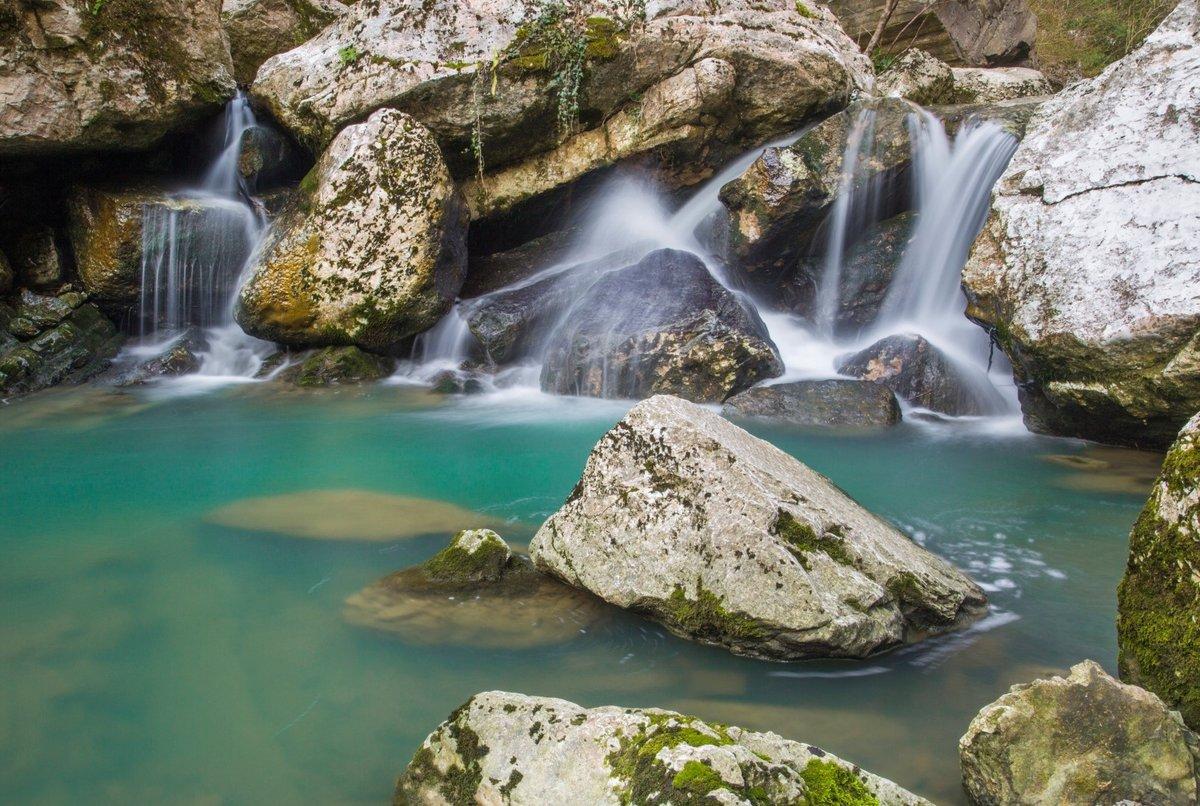 Водопады Краснодарского края Агурские