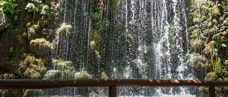 Змейковские водопады близко