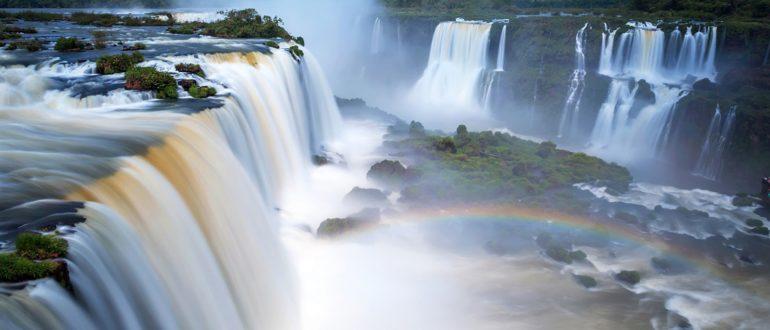 Водопад Игуасу Аргентина