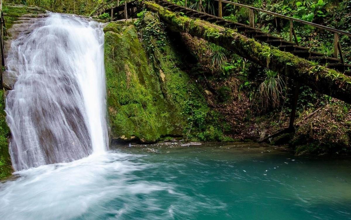 ЗЗ водопада Долина
