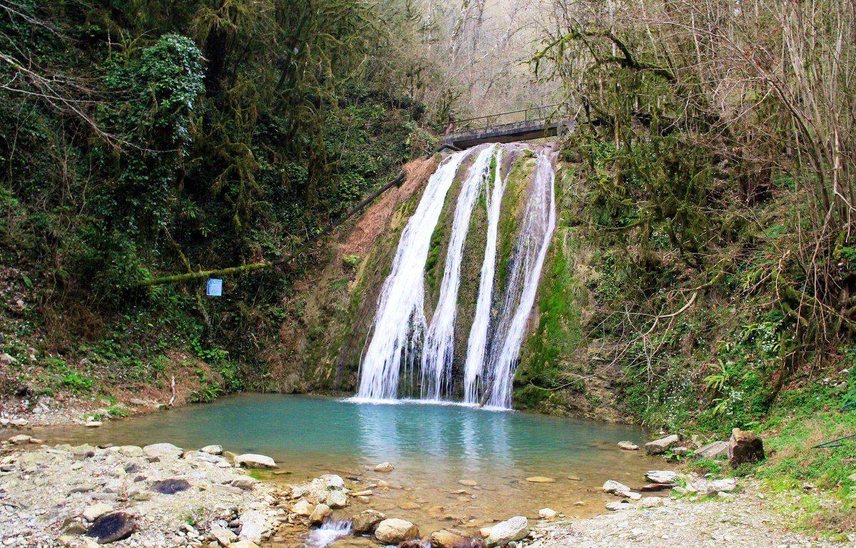ЗЗ водопада