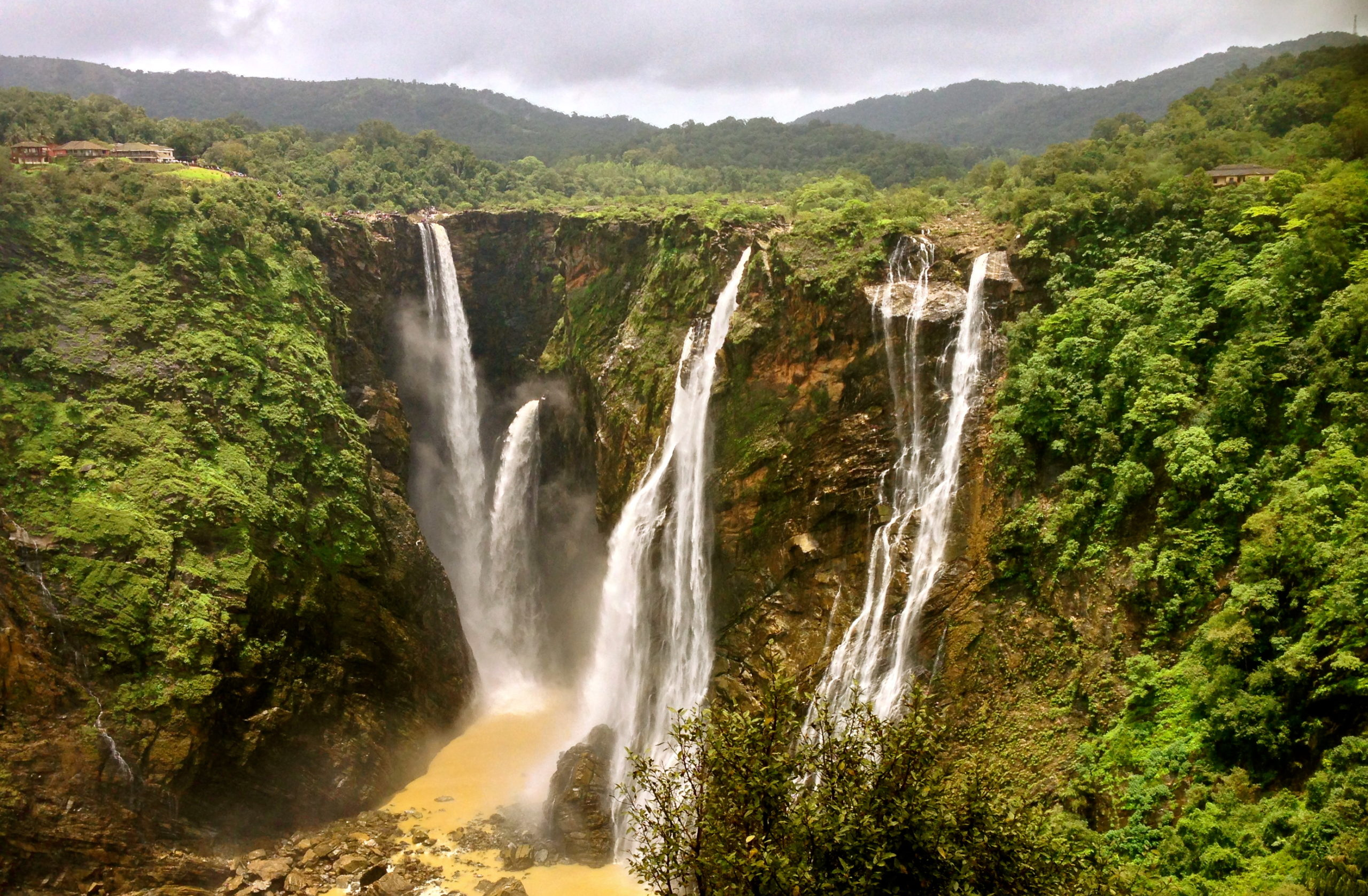 водопад Джог