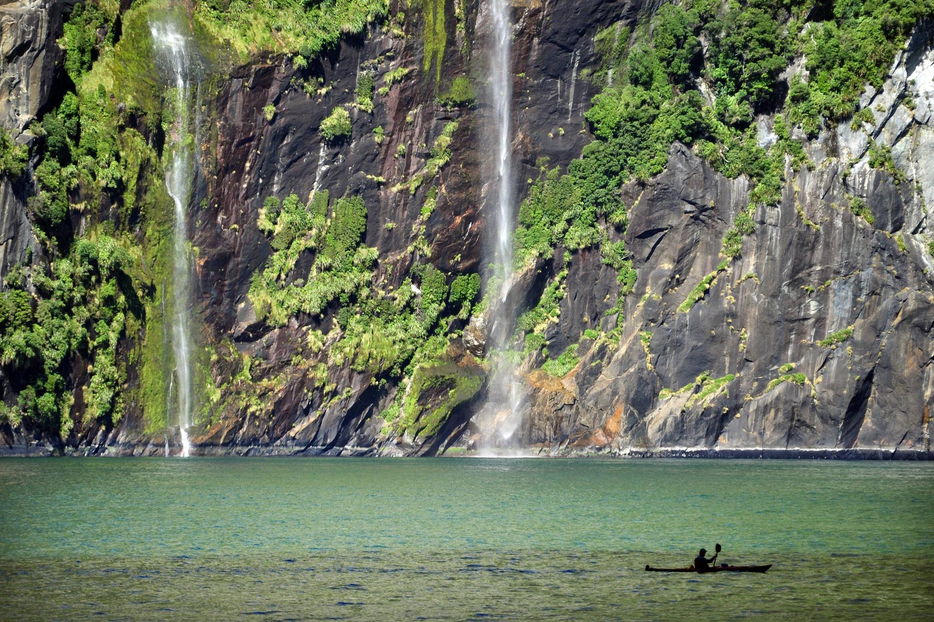 Водопад Браун