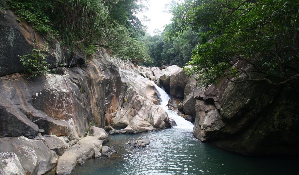 Водопад Бахо второй