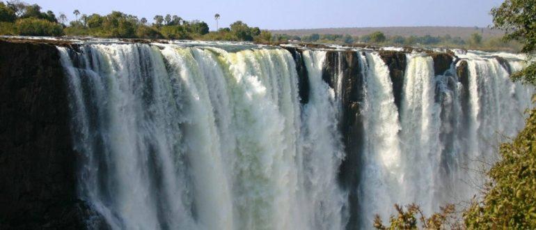 Водопад Стэнли