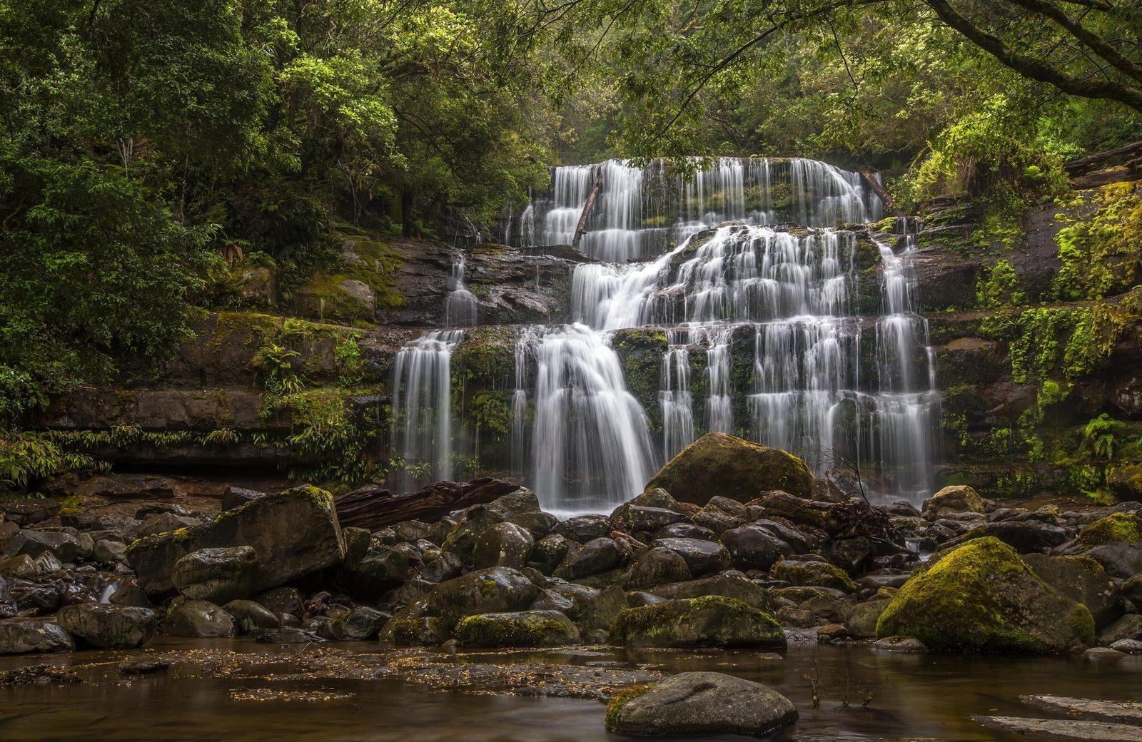водопад Лиффи