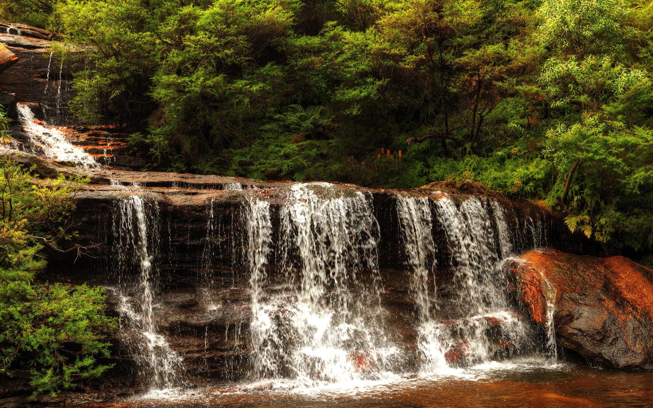 водопад Уэнтуорт
