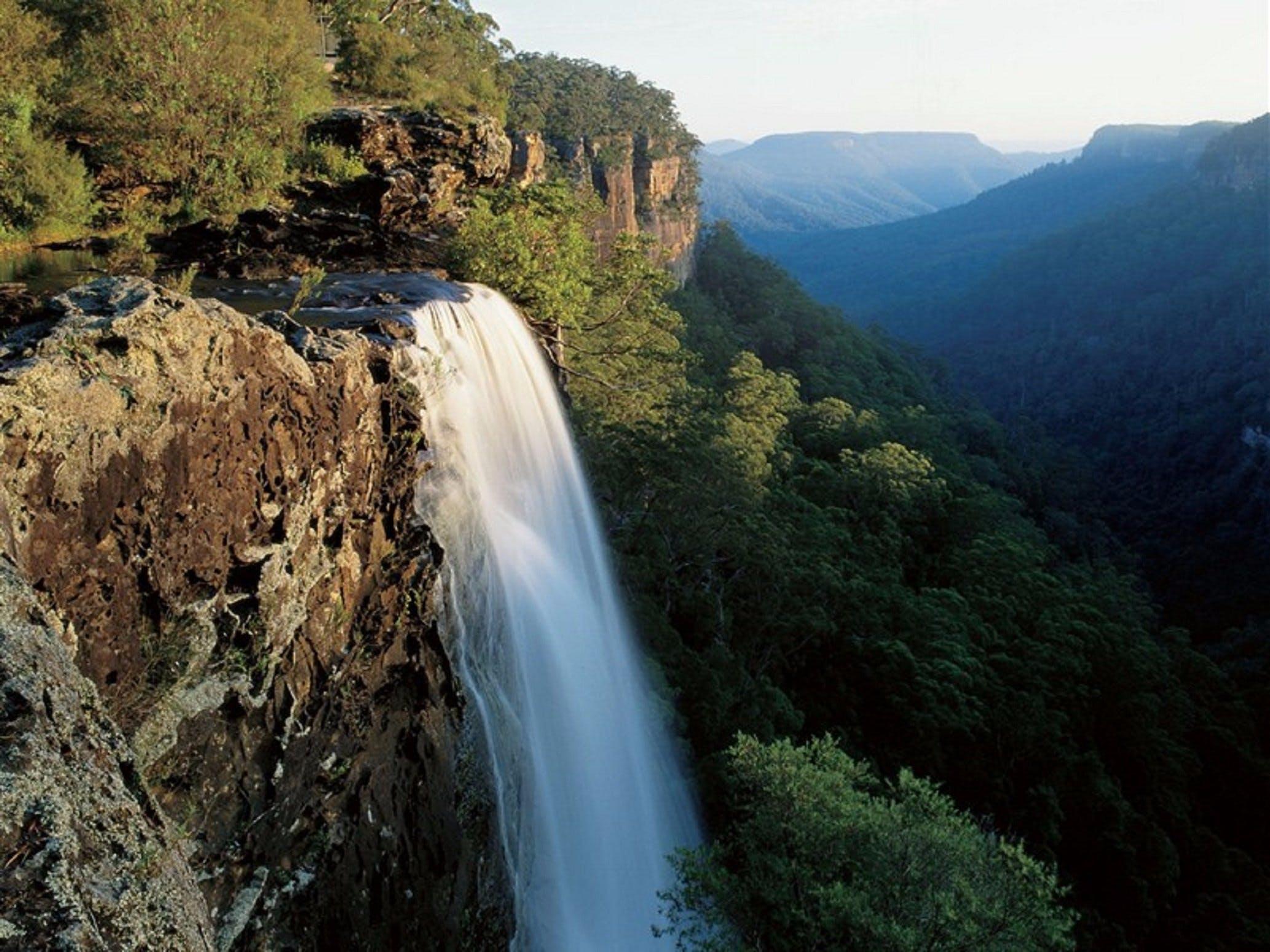 водопад Фицрой