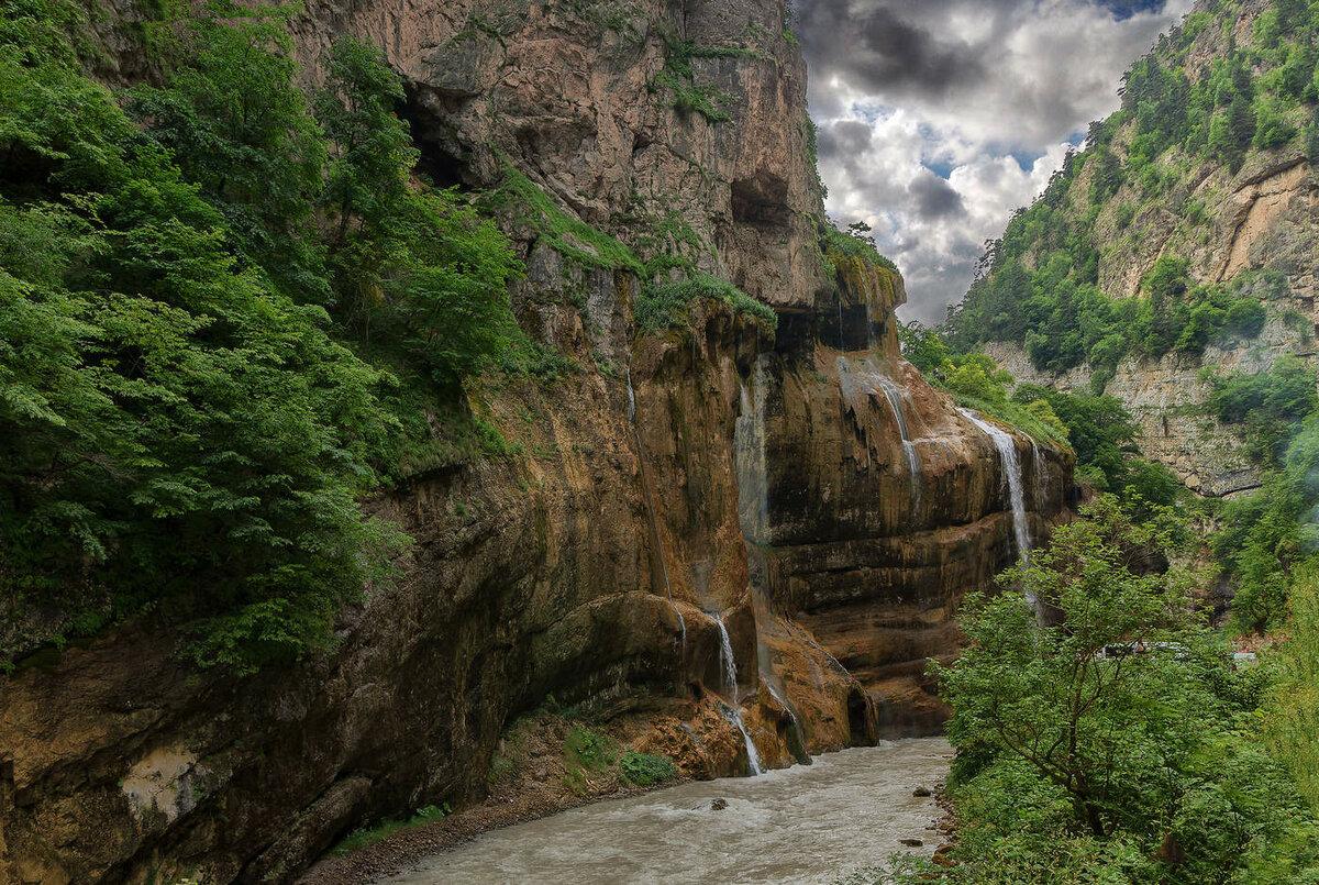 частный чегемские водопады кабардино балкария фото летом обожает