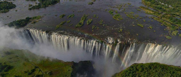 Водопады Ливингстона на р. Конго