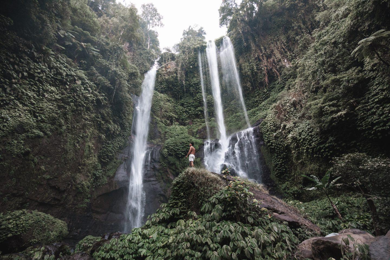 Водопад Секумпул (Sekumpul)