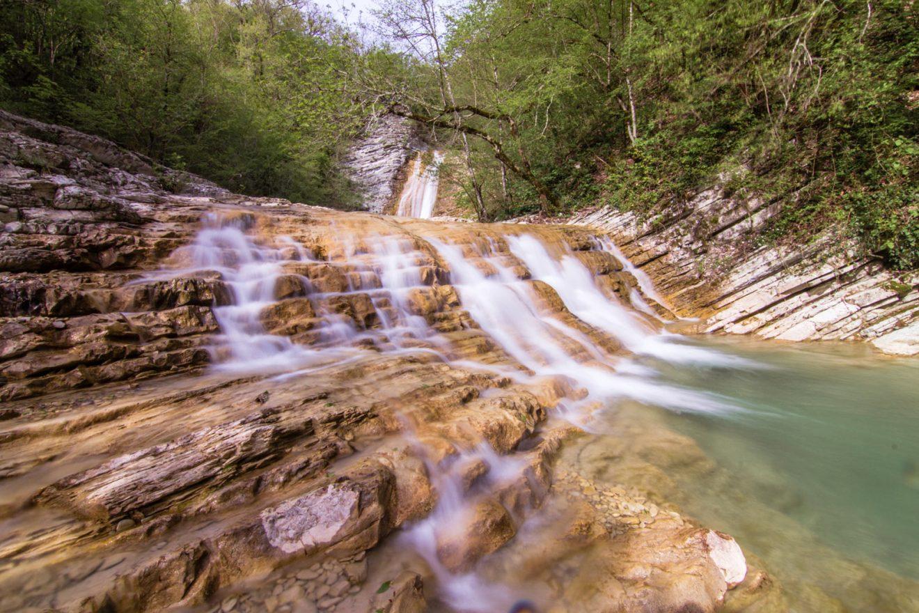 Экскурсии к водопадам Геленджика