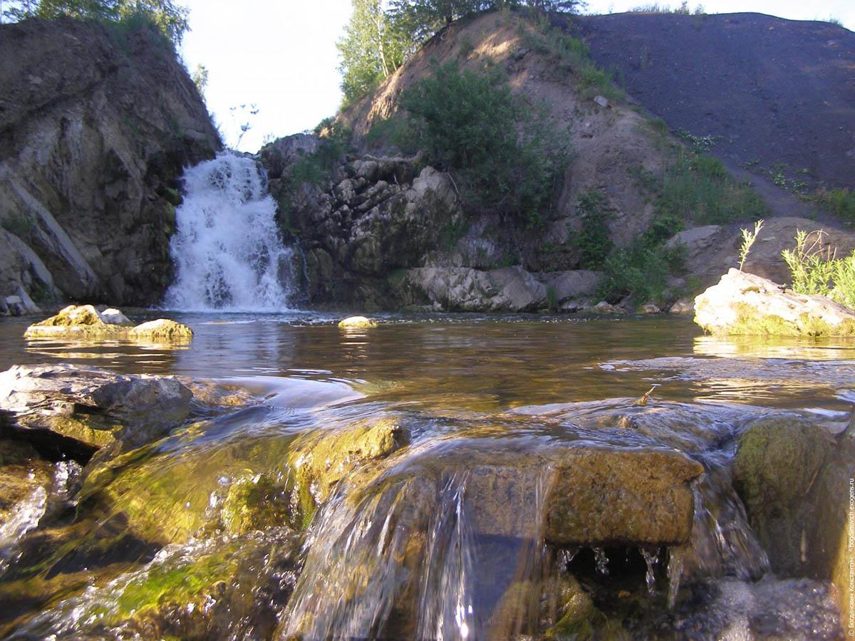 Экскурсии на Беловский водопад