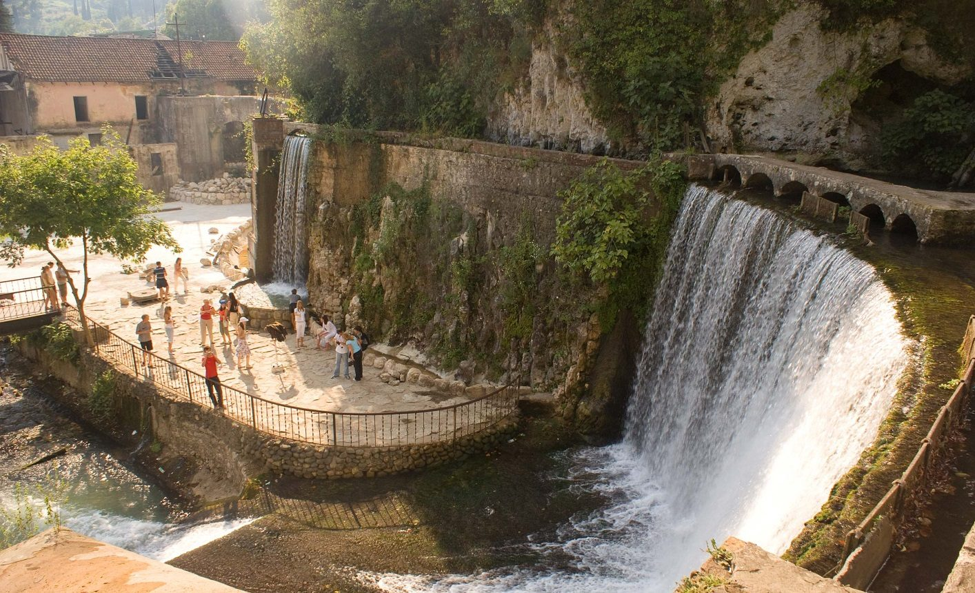 Факты о Новоафонском водопаде