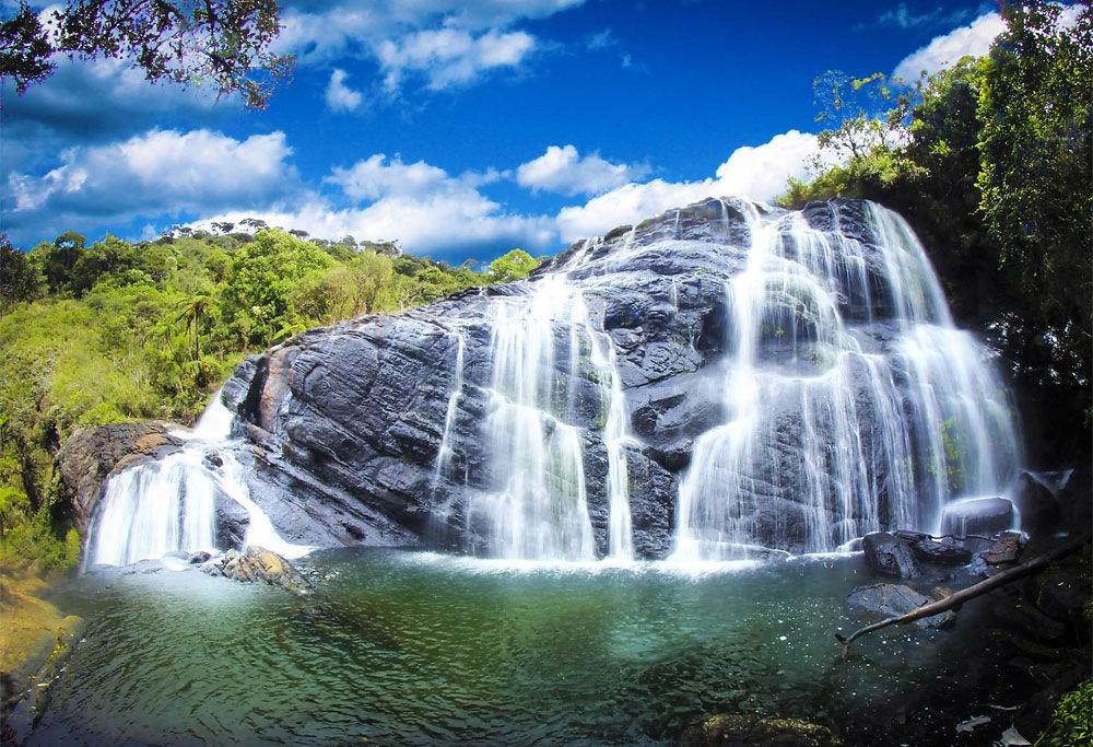 Поездка к водопаду Равана