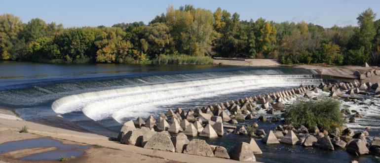 Водопады Иргиз