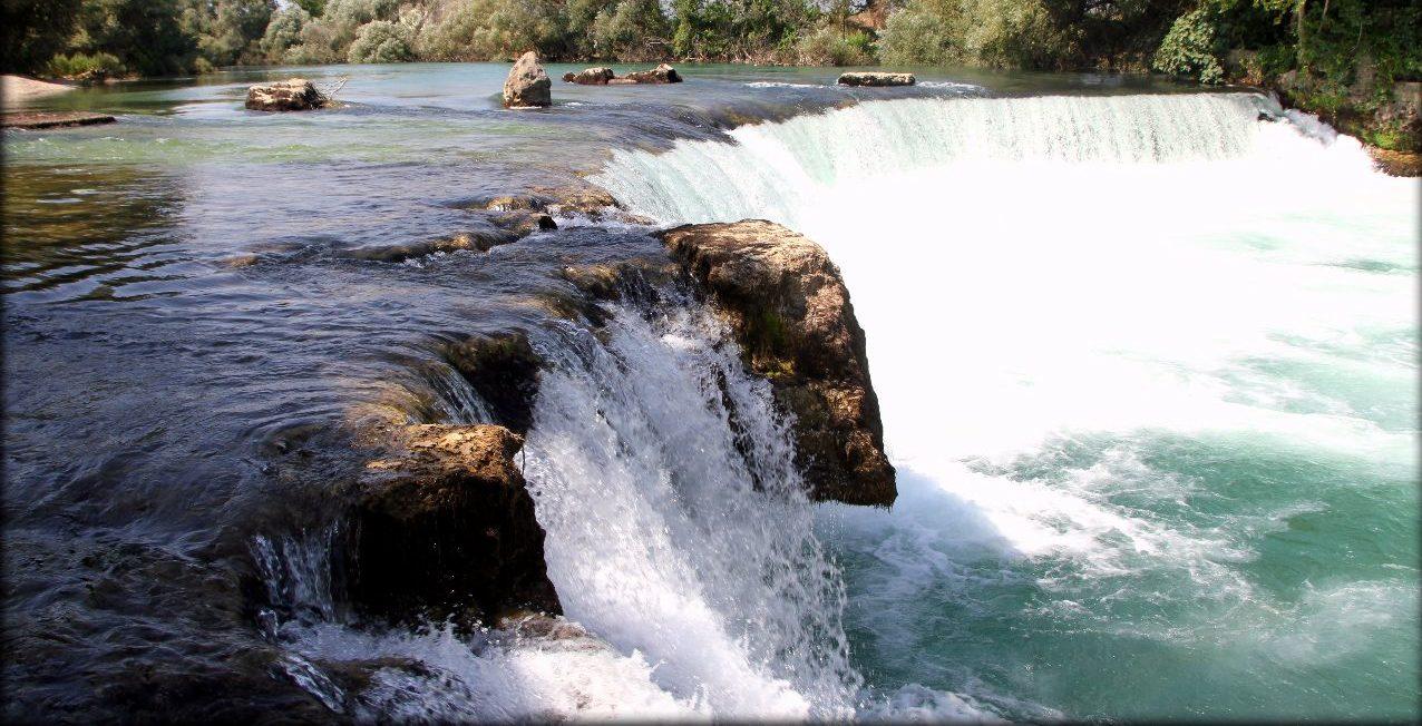 Экскурсии на водопад Куршунлу