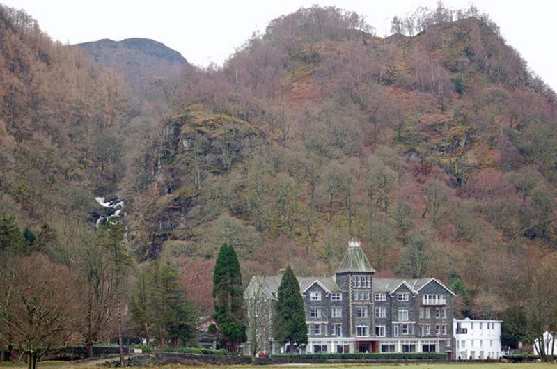 Лодорский отель