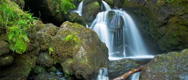 Лодорский водопад