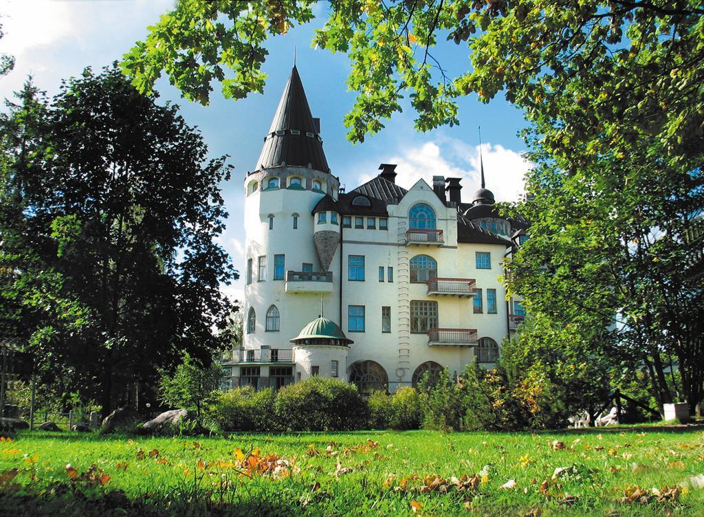 Отель Cumulus Resort Imatran Valtionhotelli