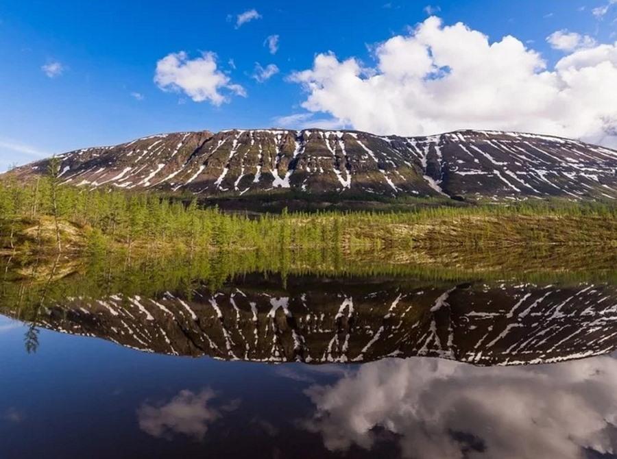 Озеро Дюпкун