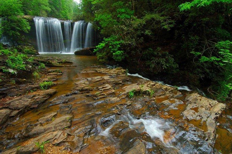 Водопад Лодор