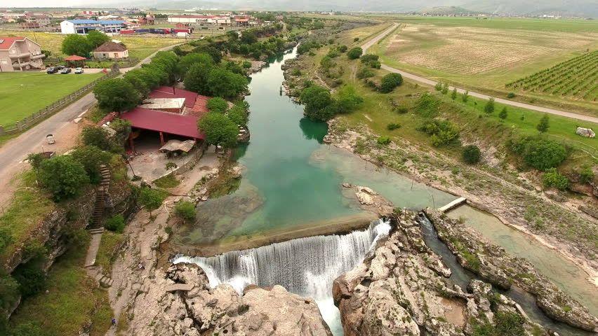 Водопад Ниагара Подгорица