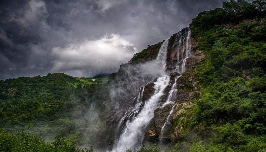 Водопад Нурананг, Индия