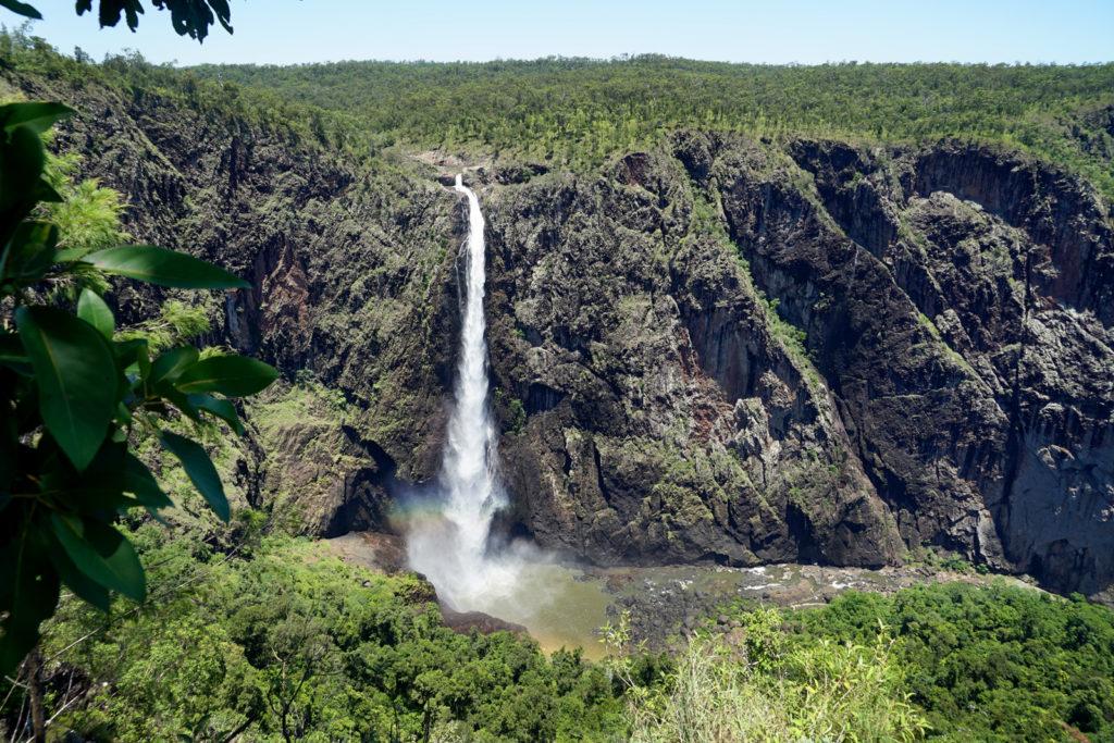 Водопад Уолламен, Австралия